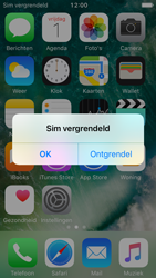 Apple iPhone SE - iOS 10 - Internet - handmatig instellen - Stap 15