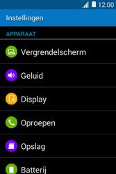 Samsung Galaxy Young2 (SM-G130HN) - Voicemail - Handmatig instellen - Stap 4