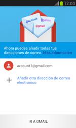 Samsung Galaxy S3 Mini - E-mail - Configurar Gmail - Paso 14