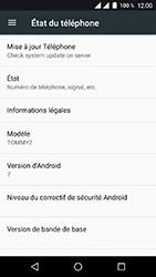 Wiko Tommy 2 - Aller plus loin - Mettre à jour logiciel interne de votre mobile - Étape 6