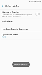 Samsung Galaxy A3 (2017) (A320) - Red - Seleccionar una red - Paso 11