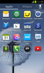 Samsung Galaxy Trend - Applications - Supprimer une application - Étape 3