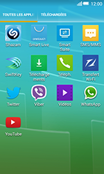 Alcatel Pop S3 (OT-5050X) - MMS - envoi d'images - Étape 2