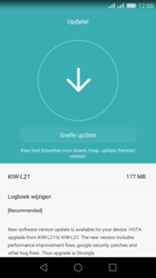 Huawei Honor 5X - Toestel - Software update - Stap 7