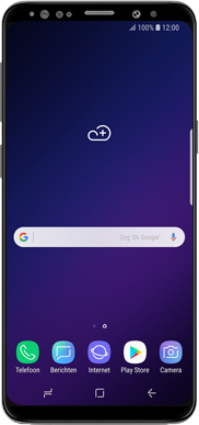 Samsung Galaxy A9 - Bellen - Bellen via 4G (VoLTE) - Stap 2
