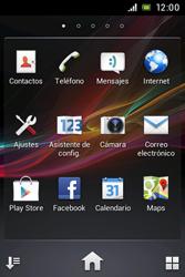 Sony Xperia E - Funciones básicas - Uso de la camára - Paso 3