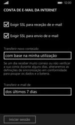 Microsoft Lumia 435 - Email - Configurar a conta de Email -  19