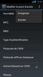 Acer Liquid Z5 - MMS - Configuration manuelle - Étape 15