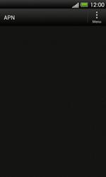 HTC T320e One V - MMS - Configuration manuelle - Étape 6