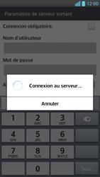 LG D505 Optimus F6 - E-mail - Configuration manuelle - Étape 14
