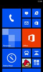Nokia Lumia 620 - MMS - afbeeldingen verzenden - Stap 1