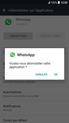 HTC 10 - Applications - Supprimer une application - Étape 7