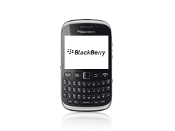 BlackBerry 9320 Curve - Internet - Manual configuration - Step 1