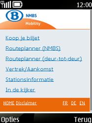 Nokia 6303 classic - Internet - internetten - Stap 14