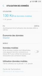 Samsung G920F Galaxy S6 - Android Nougat - Internet - Désactiver les données mobiles - Étape 7
