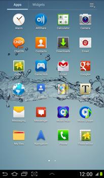 Samsung P3100 Galaxy Tab 2 7-0 - E-mail - Manual configuration - Step 3