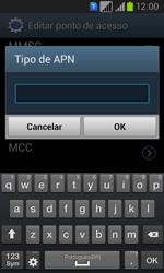 Samsung GT-I8552B Galaxy Win Duos - Internet (APN) - Como configurar a internet do seu aparelho (APN Nextel) - Etapa 14