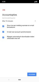 Nokia 8-1 - E-mail - handmatig instellen (yahoo) - Stap 11