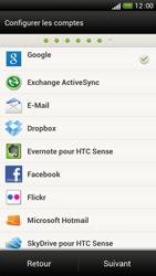 HTC One S - Premiers pas - Créer un compte - Étape 33