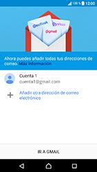 Sony Xperia XA1 - E-mail - Configurar Gmail - Paso 15