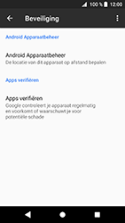 Sony Xperia XZ1 Compact - Beveiliging en privacy - zoek mijn mobiel activeren - Stap 6