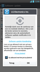 LG P875 Optimus F5 - Software updaten - Update installeren - Stap 7