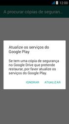 NOS NOVU - Aplicações - Como configurar o WhatsApp -  9