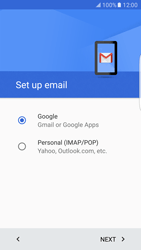 Samsung G935 Galaxy S7 Edge - E-mail - Manual configuration (gmail) - Step 9