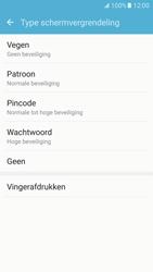 Samsung Galaxy S7 - Beveiliging en ouderlijk toezicht - Automatische schermvergrendeling inschakelen - Stap 6