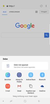 Samsung Galaxy Note9 - Internet - Internetten - Stap 23