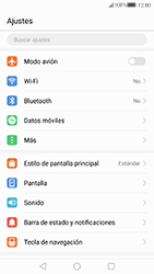 Huawei P10 - Bluetooth - Conectar dispositivos a través de Bluetooth - Paso 3