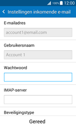 Samsung Galaxy Xcover 3 (SM-G388F) - E-mail - Instellingen KPNMail controleren - Stap 13