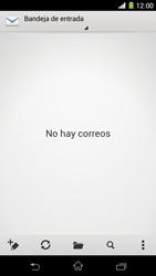 Sony Xperia Z1 - E-mail - Escribir y enviar un correo electrónico - Paso 14