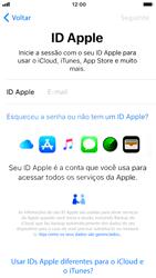 Apple iPhone 6 - iOS 12 - Primeiros passos - Como ativar seu aparelho - Etapa 16