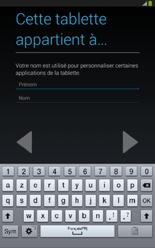 Samsung Galaxy Tab 3 8 4G - Premiers pas - Créer un compte - Étape 28