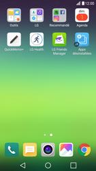 LG G5 SE - Android Nougat - E-mail - Configuration manuelle - Étape 3
