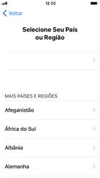 Apple iPhone 5s - iOS 12 - Primeiros passos - Como ligar o telemóvel pela primeira vez -  6