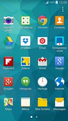 Samsung G901F Galaxy S5 4G+ - E-mail - Envoi d