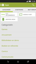 HTC Desire 620 - Applicaties - Downloaden - Stap 6