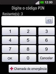 LG E400 - Internet no telemóvel - Como configurar ligação à internet -  29