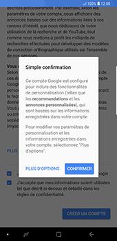 Samsung Galaxy Note 9 - Applications - Créer un compte - Étape 17