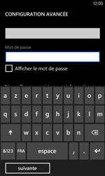 Nokia Lumia 625 - E-mails - Ajouter ou modifier un compte e-mail - Étape 9