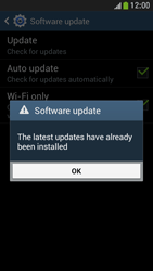 Samsung I9195 Galaxy S IV Mini LTE - Network - Installing software updates - Step 8
