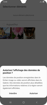 Samsung Galaxy A70 - E-mail - envoyer un e-mail - Étape 14