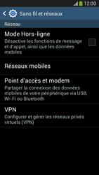 Samsung G386F Galaxy Core LTE - Réseau - utilisation à l'étranger - Étape 8