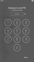 Apple iPhone 6 Plus iOS 8 - Premiers pas - Créer un compte - Étape 5
