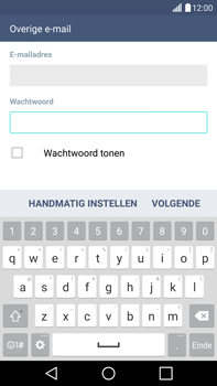 LG H815 G4 - E-mail - e-mail instellen (yahoo) - Stap 7