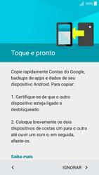 Samsung Galaxy A5 - Primeiros passos - Como ativar seu aparelho - Etapa 10