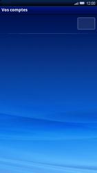 Sony Ericsson Xperia X10 - E-mail - envoyer un e-mail - Étape 3