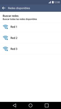 LG G4 - Red - Seleccionar una red - Paso 9
